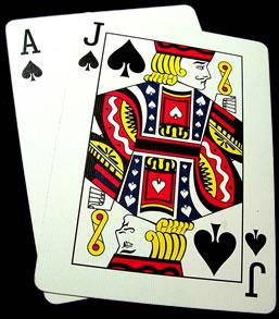 Blackjack juegos